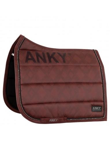 ANKY® Saddle Pad Check Pearl Dressage...