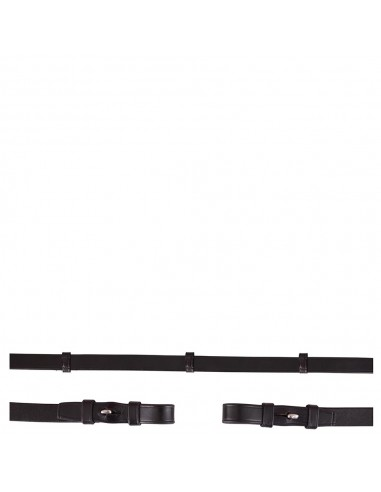 ANKY® Leather Reins with Stops ATH004