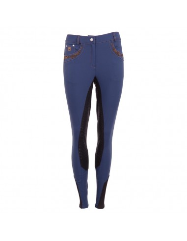 Punched Leather Breeches FLS Girls