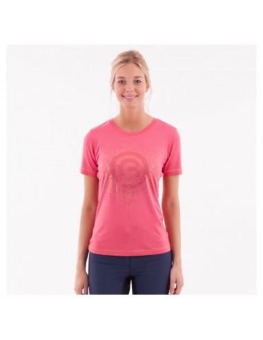 ANKY® Sequin Logo Shirt Ladies ATC181301