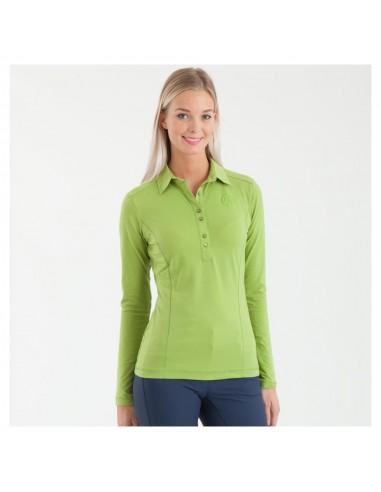 ANKY® Long Sleeve Polo Shirt Ladies...