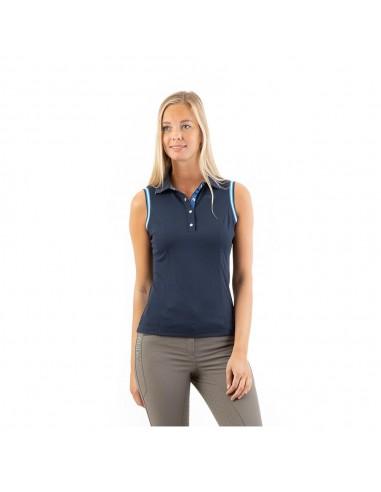 ANKY® Sleeveless Polo Shirt ATC211202
