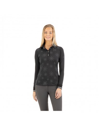 ANKY® Long Sleeve Polo ATC212201